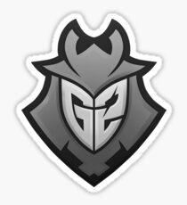 G2 Gaming Sticker
