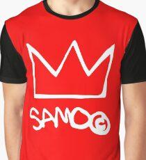 Samo Jean-michel basquiat  Graphic T-Shirt