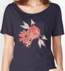 An Arrow in the Hand Women's Relaxed Fit T-Shirt