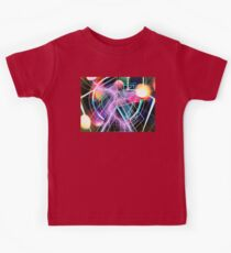 Inside the smallest particles of matter Kids Tee