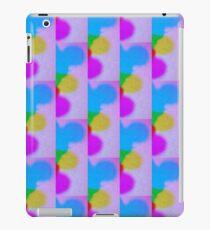 Neon Pastel Pop Whimsy iPad Case/Skin
