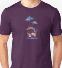 BRT Space Mushrooms Tee Unisex T-Shirt