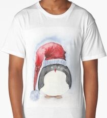 Christmas in the Southern Hemisphere Long T-Shirt