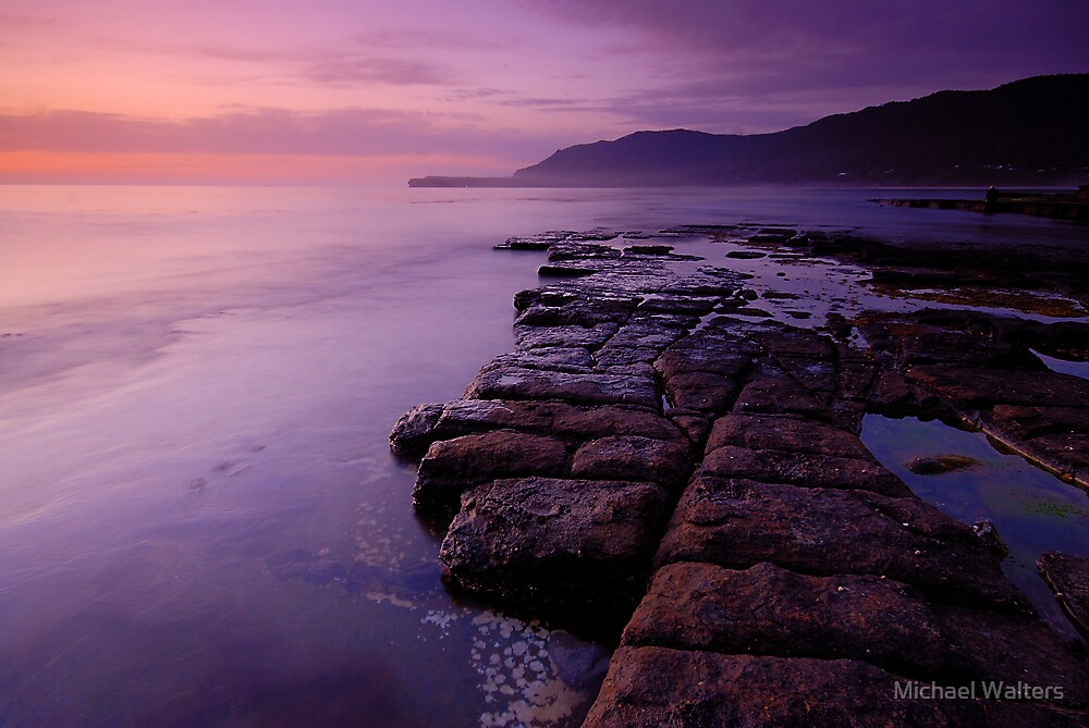 Dawn Calm by Michael Walters