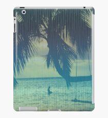 Tropical beach iPad Case/Skin