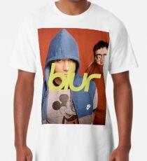 blur Long T-Shirt