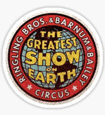 Ringling Brothers Circus Sticker