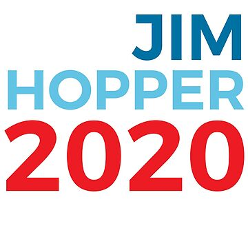 Jim Hopper 2020 / Stranger Things by nerdydesigns
