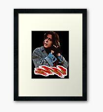 John Bender  Framed Print
