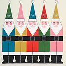 Santa Lineup  by elgatogomez