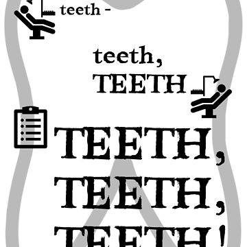 TEETH TEETH TEETH - full tweet version by extortion-com