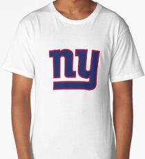 New York Giants Long T-Shirt