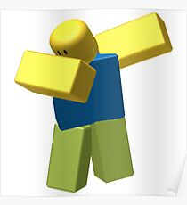 Roblox Dab! Best!!!!!!!!!!! Poster