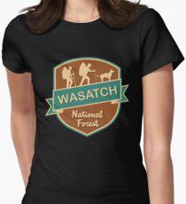 Wasatch National Forest T-Shirt