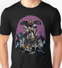Whoa! Horror Punk Slim Fit T-Shirt