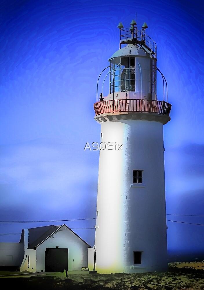 Loop Head Lighthouse by A90Six