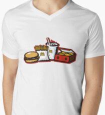 Mcdonalds Men's V-Neck T-Shirt