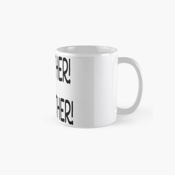 bother mug Classic Mug