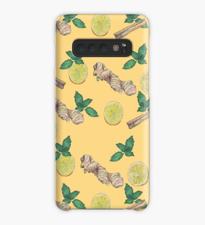 ginger lemon tea! Case/Skin for Samsung Galaxy