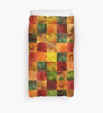 AutumnLeaves Quilt Duvet Cover