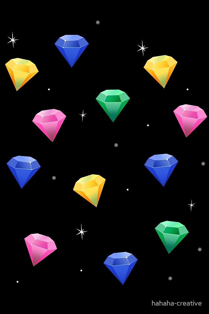 Falling jewelries by hahaha-creative