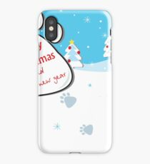 2018/ Christmas/ Happy new year iPhone Case