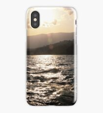 Sunset at the Sea iPhone Case/Skin