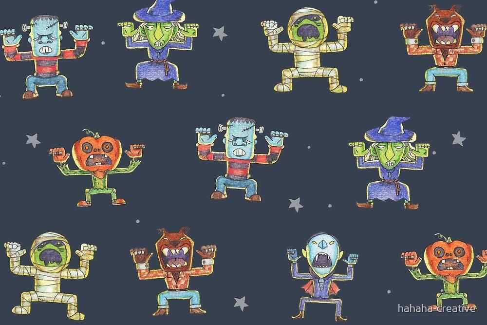 Halloween_pattern by hahaha-creative
