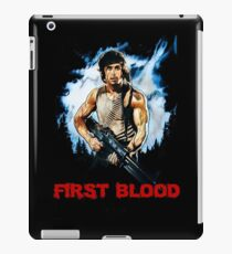 First Blood iPad Case/Skin