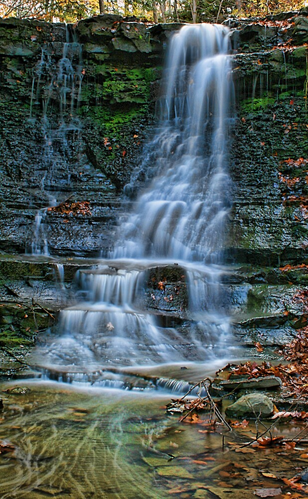 Crazy Falls by GPMPhotography
