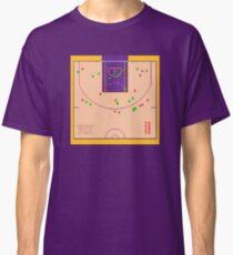 Kobe Bryant 81 points Shot Chart Classic T-Shirt
