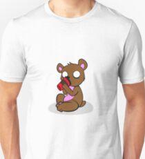 Caffeine Bear  T-Shirt