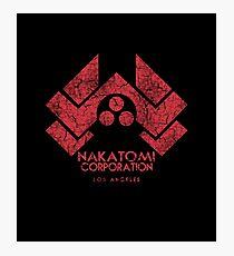 Nakatomi Corporation (Die Hard) Photographic Print