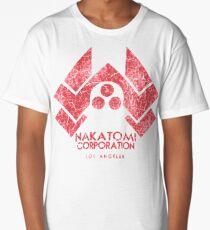 Nakatomi Corporation (Die Hard) Long T-Shirt