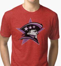 Go Patriots! Tri-blend T-Shirt