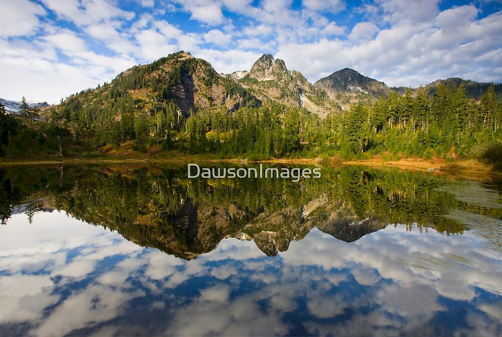 Heaven's Mirror by DawsonImages