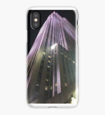 30 Rockefeller Place iPhone Case/Skin