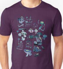 SPACESHROOMS + CATS T-Shirt