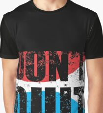 DON'T QUIT Graphic T-Shirt