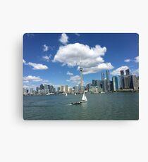 Toronto Skyline - Day Canvas Print