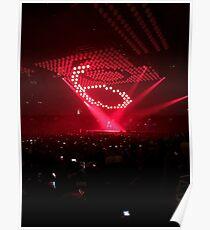 The 6 - Drake Concert Poster