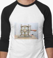 Metal gears Men's Baseball ¾ T-Shirt