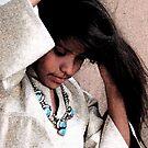 Navajo Beauty 2 by Jean Hildebrant