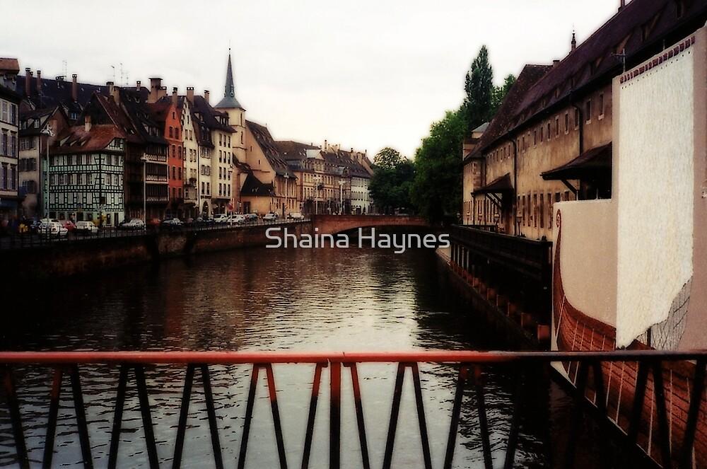 The Ill River by Shaina Haynes