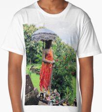 Guardian of Wat Phou  Long T-Shirt