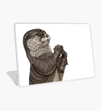 Infatuated Otter Laptop Skin