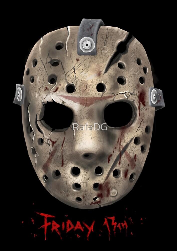 Jason Friday 13 Th Mask