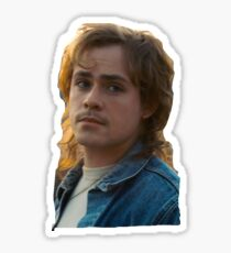 Billy Stranger Things Sticker