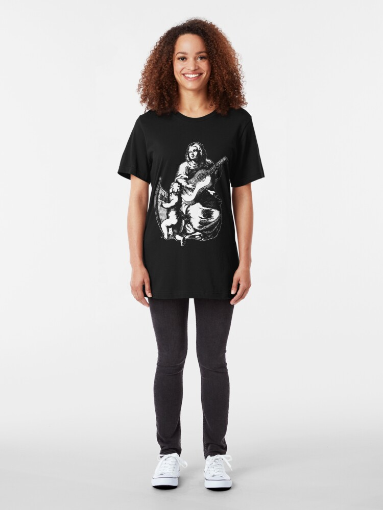 Alternate view of Gaspar Sanz Slim Fit T-Shirt