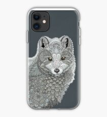 Arctic Fox iPhone Case